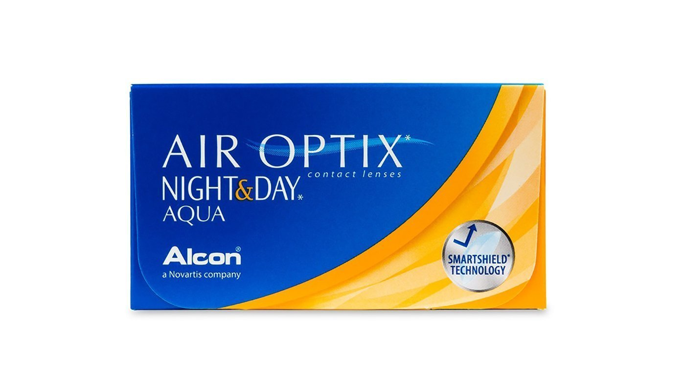 Air Optix Night & Day, 3pk