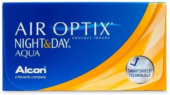 Контактные линзы Air Optix Night & Day, 3pk