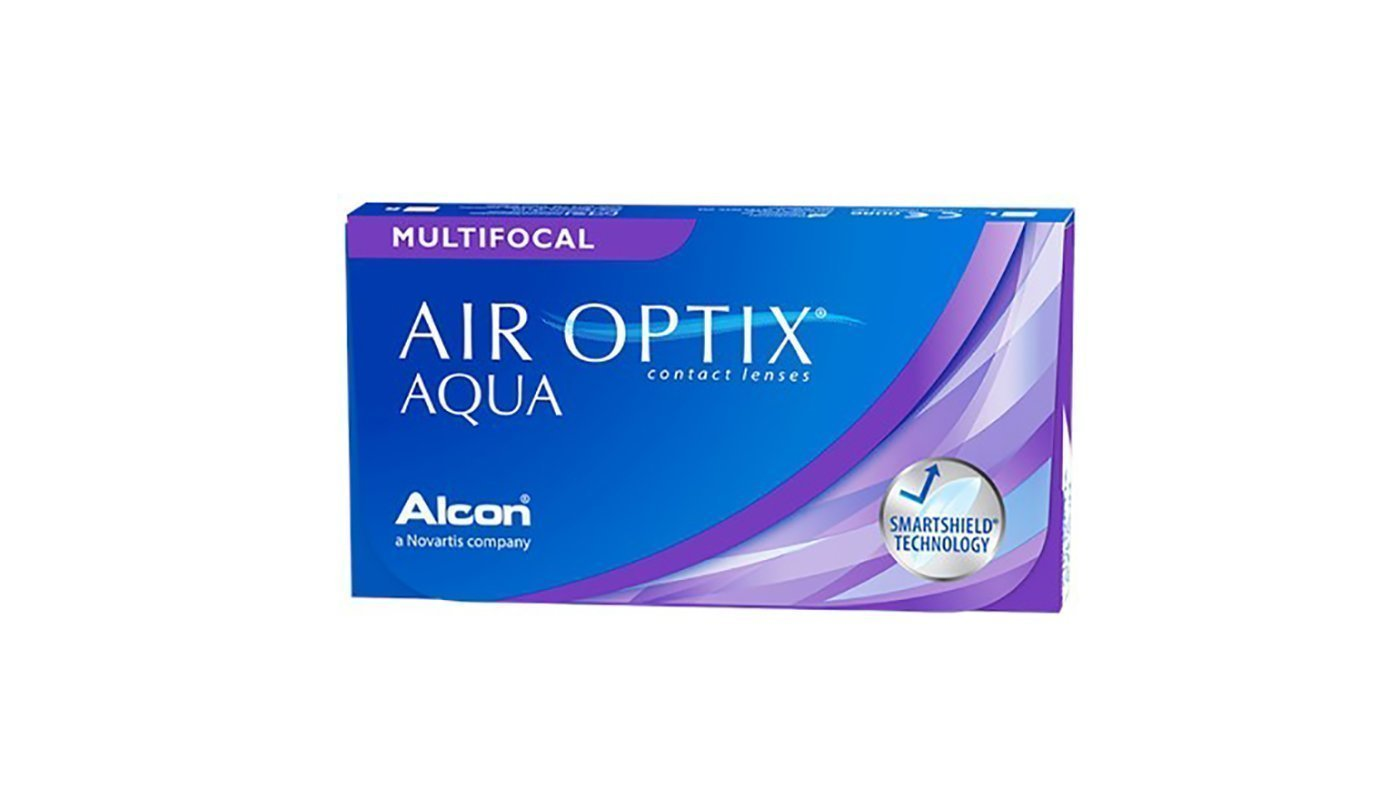 Air Optix Aqua Multifocal, 3pk