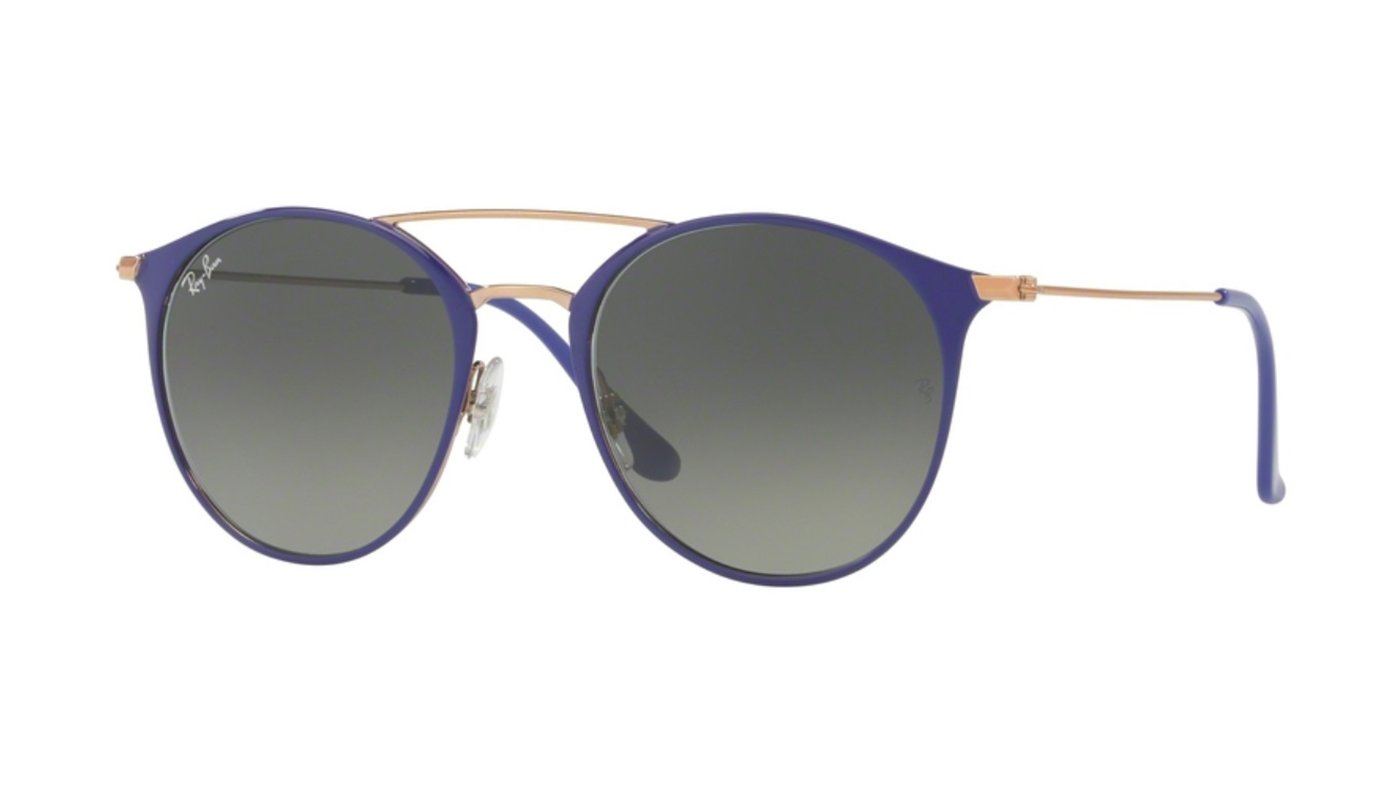 5d3bc578c954 Женские металлические солнцезащитные очки Ray Ban - купить в оптике ...